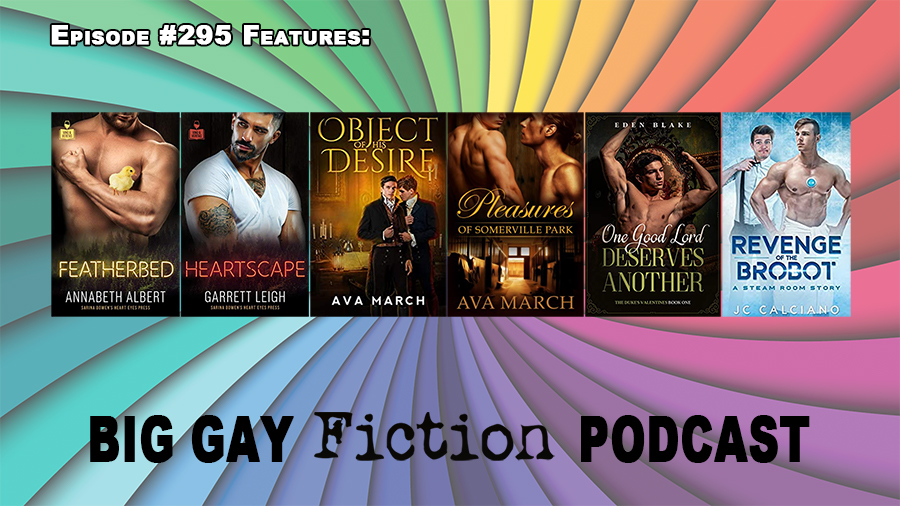 Review Roundup: Contemporaries, Historicals, and Sexy Robots! – BGFP episode 295
