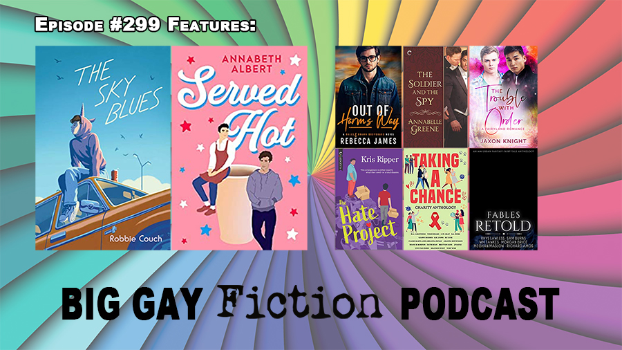 Spring Book Releases to Get Excited About – BGFP episode 299
