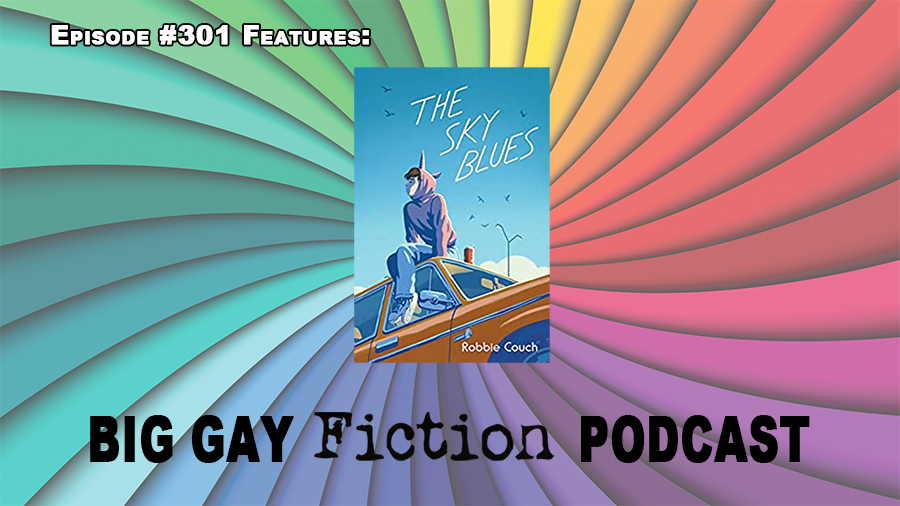 Debut YA Author Robbie Couch – BGFP episode 301