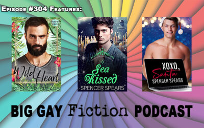 Behind the Scenes With Author Spencer Spears – BGFP episode 304