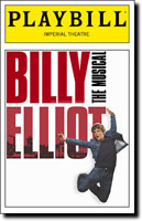 Billy Elliot Playbill