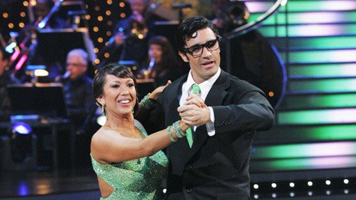 Dancing with the Stars: Cheryl & Giles