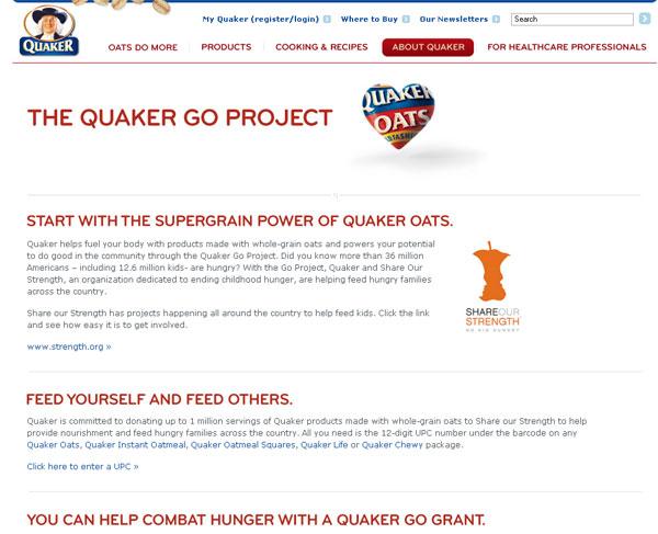 The Quaker Go Project