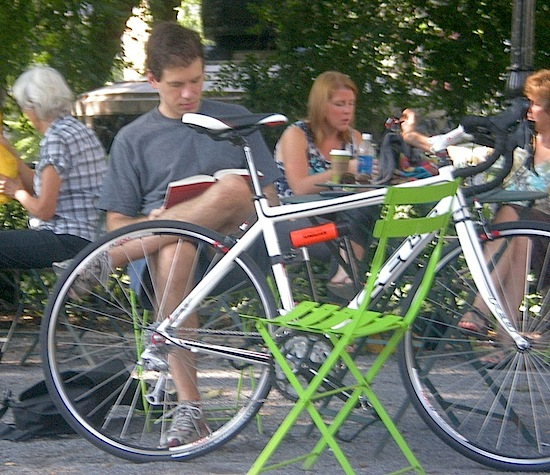 Hot Guys With Bikes Reading Books