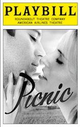Picnic Playbill