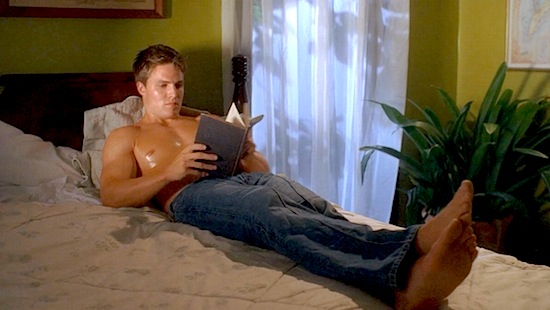 stephen amell shirtless dante's cove
