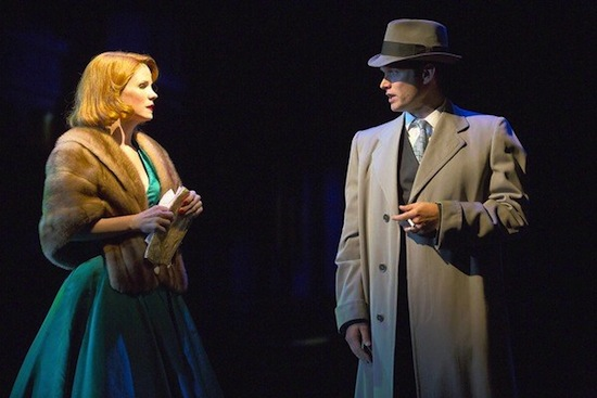 Kelli O'Hara and Steven Pasquale - Far From Heaven