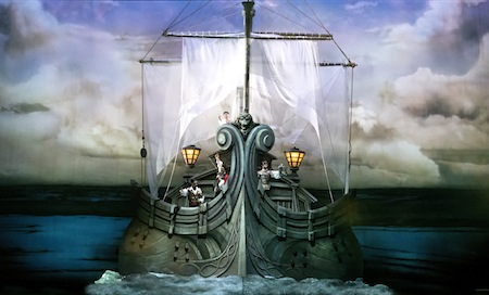 LaCorsaire Pirate Ship