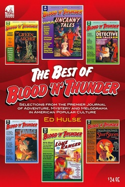The Best of Blood 'N Thunder by Ed Hulse