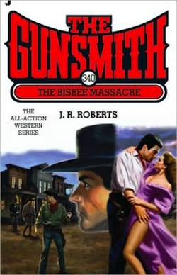 The Gunsmith 340 by J.R. Roberts