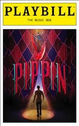 Pippin Playbill