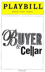 Buyer & Cellar Playbill