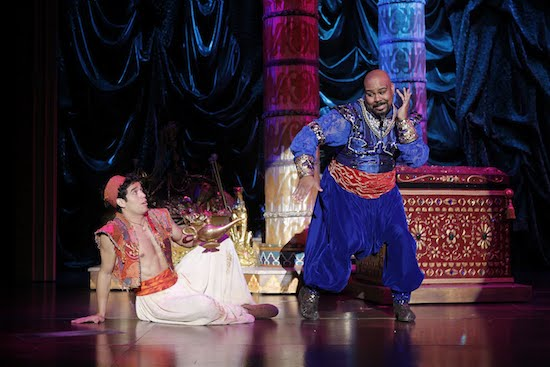5thAvenue-Aladdin and Genie credit Chris Bennion
