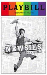Newsies - Pride Playbill