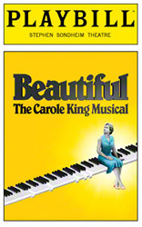 Beautiful Playbill