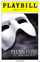 Phantom Playbill