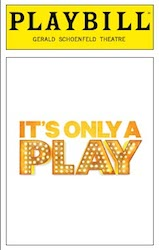 It's Only A Play - Playbill