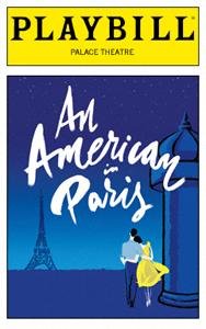 AnAmericaninParis-Playbill
